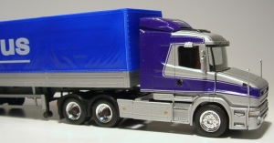 Scania Buderus